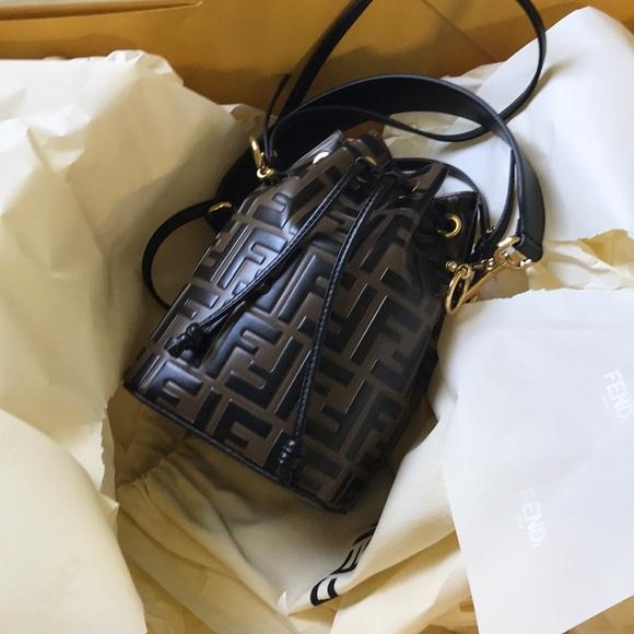 ec57bdf91664 Fendi Handbags - Fendi Mon Tresor